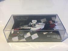 Haas F1 Team VF16 Gutierrez GP F1 2016 Minichamps 1/43