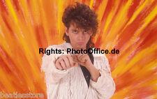 INXS/Michael Hutchence, RARO concerto 30x45cm poster foto.