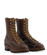 "Wesco Highliner 10"" Work Boot Brown BR 9710100"