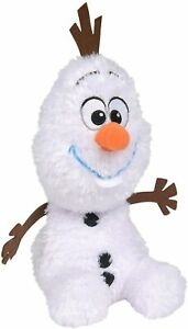 Disney - Friends Style Olaf From Frozen Plush Toy - 25cm, New, Christmas Gift.