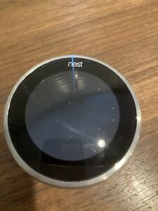 Nest Thermostat 1st Generation, Thermostat and base attachment only.