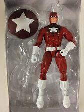 Marvel Legends Captain America 6'' RED GUARDIAN Series NO BAF New Loose