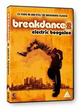 BREAKDANCE 2   ELECTRIC BOOGALOO       DVD   NEW/SEALED   HIP HOP RAP