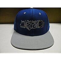 NBA Orlando Magic Blue Gray 2 Tone Retro Snapback CAP