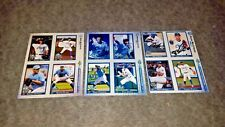 Omaha Storm Chasers -  12 SGA Player Cards - 2 Autographed (Limited Edition)