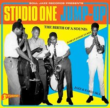 SOUL JAZZ RECORDS PRESENTS/STUDIO ONE JUMP-UP  CD NEW!