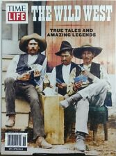 Time Life The Wild West 2017 True Tales Amazing Legends FREE SHIPPING sb