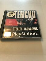 Tenchu, PS1, PlayStation 1, Classic Game