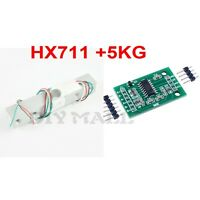 DIYmall HX711 Weight Sensor AD Module+5KG Scale Load Cell Weight Weighing Sensor