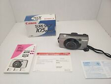 Canon (Vintage) Sure Shot 105 Zoom Camera
