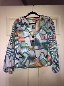 Gorman Topsy Shirt Size 10 Suits 12!