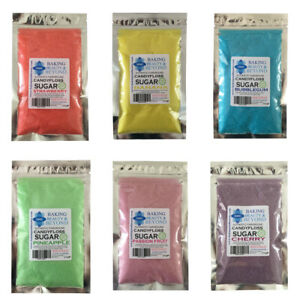 200g Professional Machine Ready Candy Floss Sugar, 51 Flavours Buy 3 get 2 Free