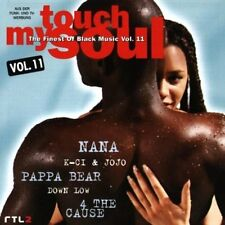 Touch my Soul 11 (1998) Nana, K-Ci & JoJo, 4 the Cause, Pappa Bear.. [2 CD]