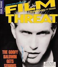 FILM THREAT #24 OCT 1995 STEVE BUSCEMI BETTY PAGE BETTIE ED BURNS SHARON STONE