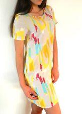 Tunic Casual Geometric Regular Size Dresses for Women