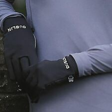 Dublin Thermal Ladies Men Warm Knit Horse Riding Country Gel Print Riding Gloves