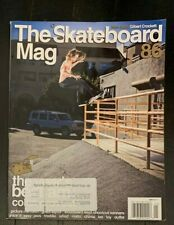 The Skateboard Mag May 2011 Issue 86 Gilbert Crockett Collin Provost and more