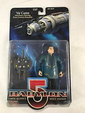Warner Brothers Babylon 5 Vir Cotto Action figure New