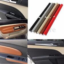 Auto Car Interior Sticker DIY Leather Texture Dashboard Trim Wrap Sheet Film HOT