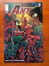 Ant #3 Image comic by Mario Gully featuring Spawn RARE