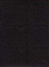 Eidechsenpapier weiss Vorsatz 1 Bogen 50 x 70 cm schwarz Überzugspapier