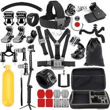 3-way Tripod Accessories Kit for Gopro Go pro hero 9 8 7 6 SJ4000 SJ5000/Xiaomi
