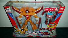 Sunfire Ratchet 2-Pack Transformers Animated 2008 MISP! Voyager & Activators