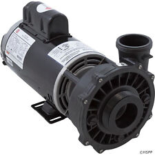 "Waterway - Executive Pump, 5.0Hp, 230V, 2-Speed, 56Fr, 60Hz, 2.5"" - 3722021-13"