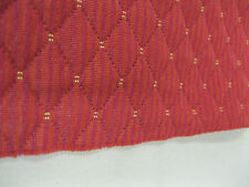 Taylor King Fabric Pattern Remy Color Tomato 1 Yd x 53 In Upholstery Kings Road