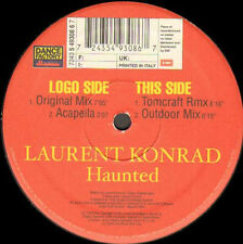LAURENT KONRAD - Haunted - Dance Factory