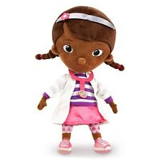 "Disney Store Doc McStuffins Plush Doll 12"" Disney Junior NWT"