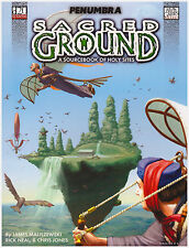 Sacred Ground: d20 Sourcebook of Holy Sites *New*