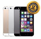 Apple iPhone 5s 16GB 32GB 64GB Unlocked Space Grey Silver Gold Smartphone