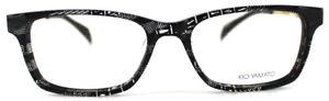KIO YAMATO Brille / Eyeglasses Mod. KP-106 Color- Schwarz/Gold