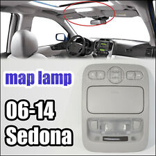 928214D100QW Over Head Console Lamp Map Sliding Doors Gray KIA SEDONA 2006-2014