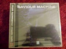SAVIOUR MACHINE - SAVIOUR MACHINE II. SEALED CD