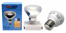 (4) OPTOLIGHT  CFL Bulbs 23W = 100W equivalent Model# OP-R38-23W 120V