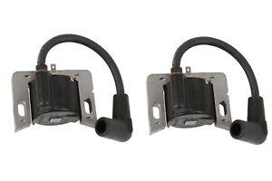 2 Pack OEM Honda 30500-Z8B-903 Ignition Coil For Some GC160 GC190 GCV160 GCV190