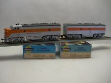 Custom Athearn Western Pacific F7A Power & F7B Dummy Locomotives