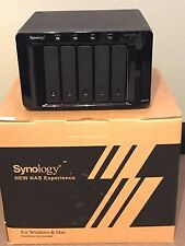 SYNOLOGY DS1511+ DISKSTATION 5-BAY NAS ENCLOSURE