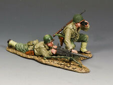 DD183 D-Day Machine Gun Team RETIRED by King & Country a