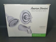 American Standard Lyncroft Tub & Shower Faucet Brushed Nickel # 7049502.075