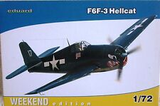 Eduard 1/72 EDK7414 Grumman F6F-3 Hellcat Weekend Edition