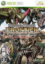 Monster Hunters xbox 360 frontier