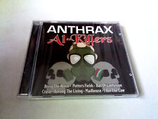 """ANTHRAX """"A1-KILLERS"""" CD 16 TRACKS PRECINTADO SEALED"""