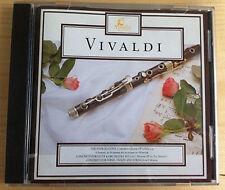 VIVALDI CD The Four Seasons FLUTE WIND VIOLIN STRINGS Baroque Orchestra Summer