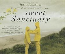 Audiobook : CD ~Sweet Sanctuary by Sheila Walsh and Cindy Martinusen-Coloma 8 CD