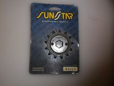 NEW SUNSTAR POWERDRIVE COUNTERSHAFT SPROCKET 13 TEETH 34913