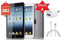Apple iPad Mini 1st Gen - 16GB 32GB 64GB - Wi-Fi 7.9in - Black Gray White (R)