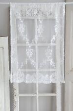 Scheibengardine 50x70 Gardine Vorhang Bistrogardine Shabby Chic Landhaus